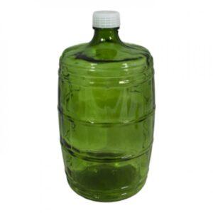 Бутыль стеклянная Казацкий 10 литров