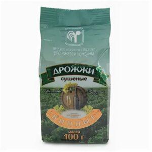 Дрожжи винные Белорусские,100 гр