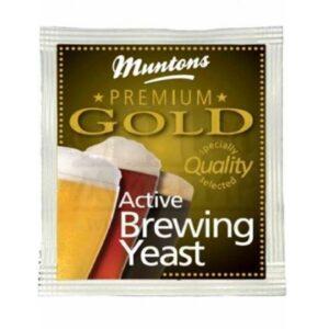 "Дрожжи Muntons ""Premium Gold"", 6 г"