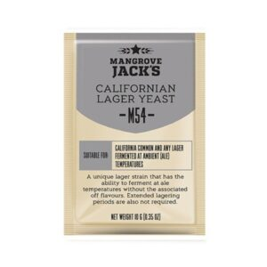 "Пивные дрожжи Mangrove Jack's ""Californian Lager M54"", 10 г"