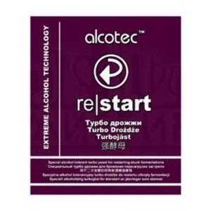 "Спиртовые дрожжи Alcotec ""ReStart Turbo Yeast"", 49 г"