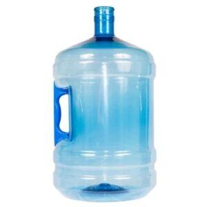 Многооборотный ПЭТ бутыль 19 л с ручкой