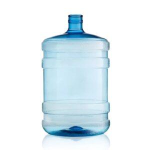 Многооборотный ПЭТ бутыль 19 л