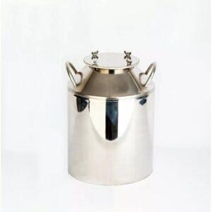 Перегонный куб + термометр АЛКОВАР 12л