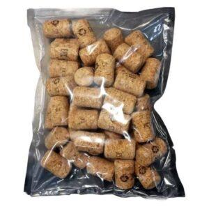 пробка винная пробковые италия 23*35 упаковка 25 штук