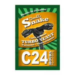 "Спиртовые дрожжи DoubleSnake ""C24 Turbo"", 175"