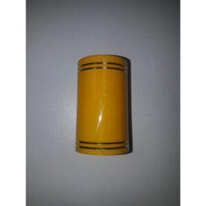 Колпачок Гуала 59 мм, жёлтый №2