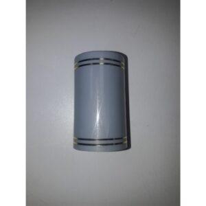 Колпачок Гуала 59 мм, серебристый №2