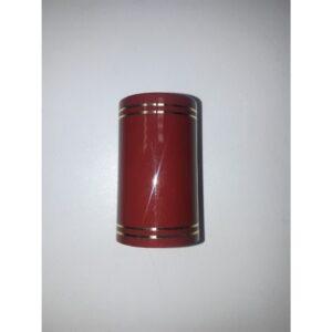 Колпачок Гуала 59 мм, бордовый №2