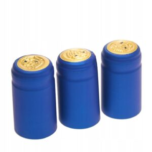 Термоколпачек синий