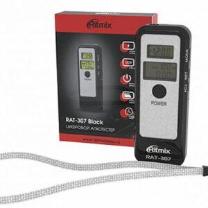 Алкотестер Ritmix RAT-307 black