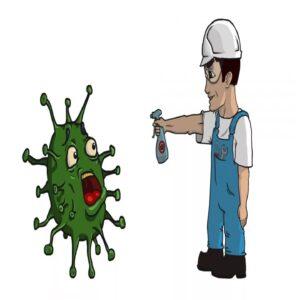 Дезинфекция и мойка