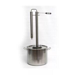 Бытовой дистиллятор В-13 с укрепляющей колонной 13 литров