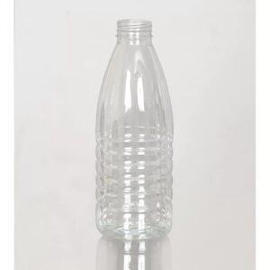 ПЭТ бутылка 0.9 л прозрачная