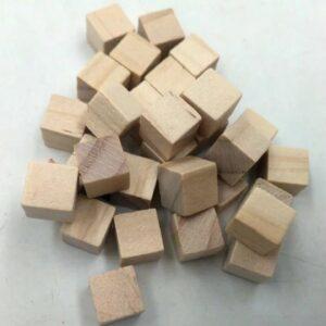 Дубовые чипсы/кубики, без обжига, 100 г