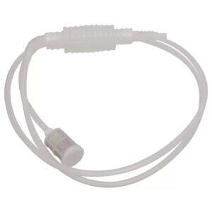 Сифон ручной для розлива пластиковый, с помпой и фильтром