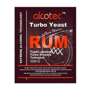 """Спиртовые дрожжи Alcotec """"Rum Turbo"""", 73 г"""