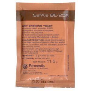 "Пивные дрожжи Fermentis ""Safale BE-256"", 11,5 г"