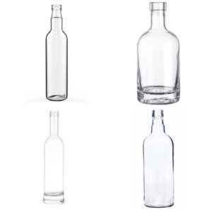 Бутылки объемом 0,5 л