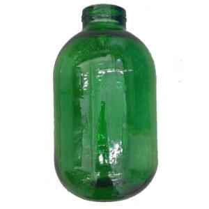 Банка 15л(бутыль) Зелёная