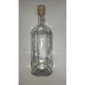 """Бутылка Ника 1 л с пробкой """"35"""" упаковка 12 штук"""
