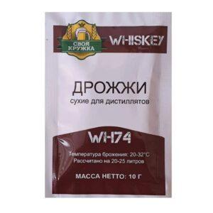 Дрожжи Своя кружка Whiskey WH74