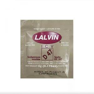 "Винные дрожжи Lalvin ""ICV/D47"", 5 г"